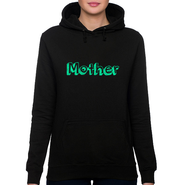 Bluza z napisem Mother