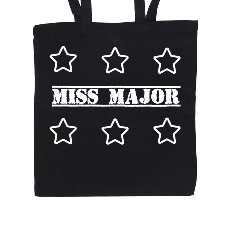 Torba na zakupy - Miss Major